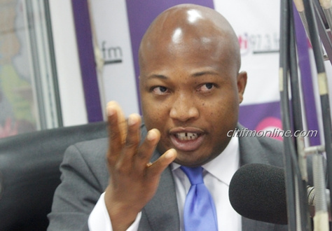 Samuel Okudzeto Ablakwa, Former deputy Minister of Education