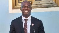 Dr. Samuel Worlanyo Mensah is an Economist