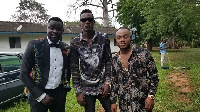 Tema based music duo Keche are signed under George Britton (GB) Records