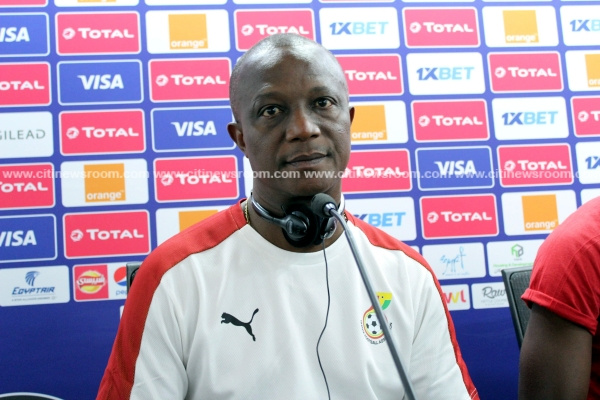 Kwasi Appiah, others to re-apply for Black Stars coaching job