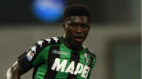 Alfred Duncan, Sassuolo