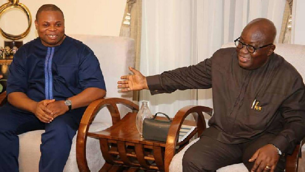 Not all Free SHS students will vote for Akufo-Addo – Franklin Cudjoe