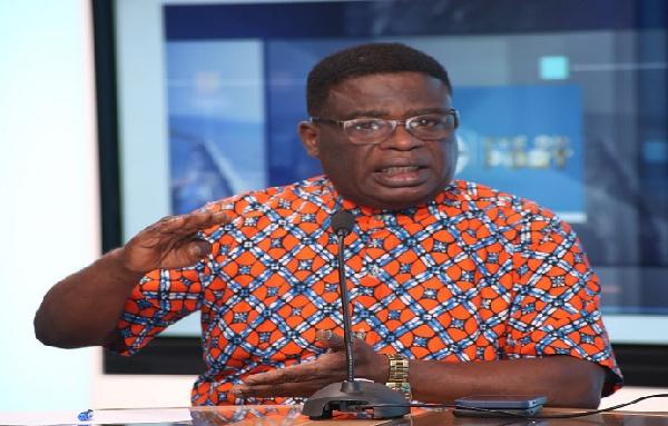 Maritime Law Consultant, Dr. Kofi Mbiah