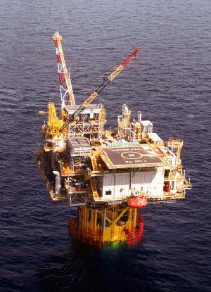 Oil Rig@jubilee