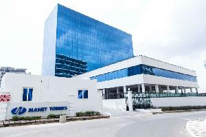 Manet Building