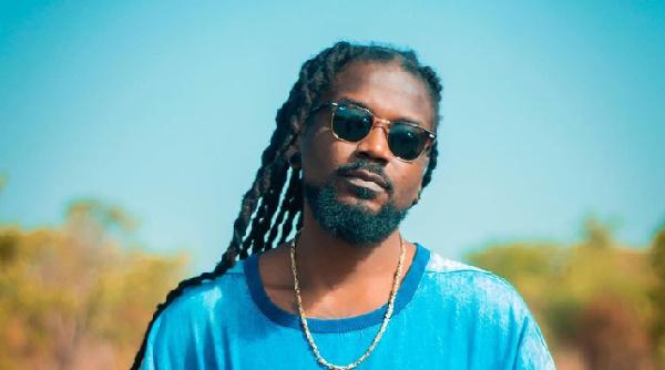 Reggae/Dancehall musician, Samini