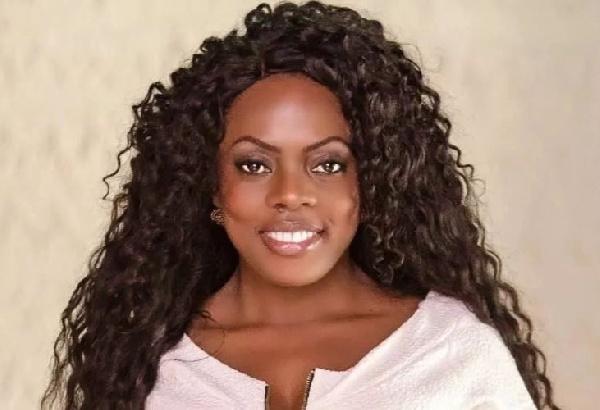 Nana Aba Anamoah, TV Presenter