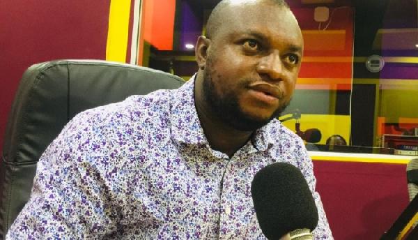 NDC's Brogya Genfi worried about Anin-Yeboah's 'inconsistency'