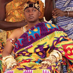 Daasebre Akuamoah Agyapong II Kwahumanhene