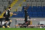Kwabena Owusu scores for Qarabag in Europa League defeat against Villarreal