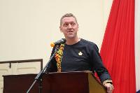 Iain Walker, the United Kingdom (UK) High Commissioner to Ghana