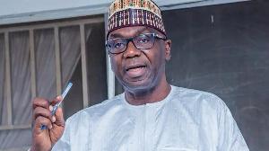 Kwara State Governor, AbdulRahman-AbdulRazaq