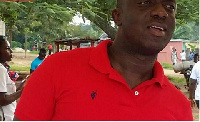 Lawyer Justin Kodua Frimpong, CEO of Youth Employment Agency