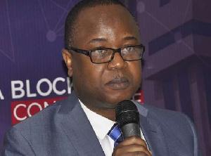 First Deputy Governor of the Bank of Ghana, Dr Maxwell Opoku-Afari
