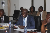 Eugene Ofosuhene, Controller and Accountant General