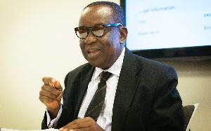 Minister for National Security, Albert Kan Dapaah