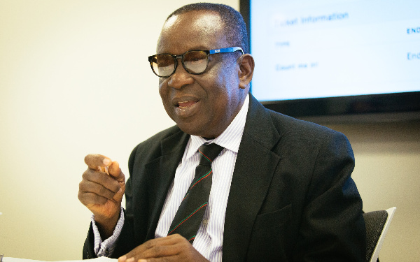 'Inefficient, incompetent' Kan-Dapaah not fit for National Security re-appointment – Security Expert