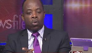 Political scientist, Dr. Evans Aggrey Darko