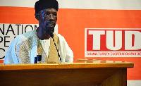 Sheikh Aremeyaw Shaibu, Spokesperson for the National Chief Imam