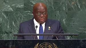 Akufo UN Assembly
