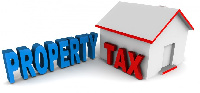 File photo; A major source of revenue is property tax