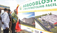 The construction of the Electronic Waste project is expected to create over 400,000 jobs