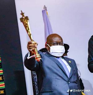 2017 and 2021 – What changed at Akufo-Addo, Bawumia's inauguration