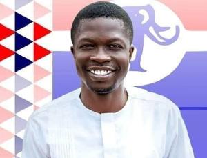 DCE nominee for Sekyere Kumawu District, Samuel Addai Agyekum