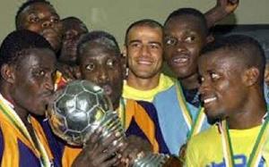 Hearts Of Oaks CAF Champions League Winning Team