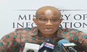 NPP Deputy Campaign Manager, Dr. Mustapha Hamid