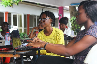 UWAT is an ISpace initiative which gives women aged between 18 and 35 coding skills