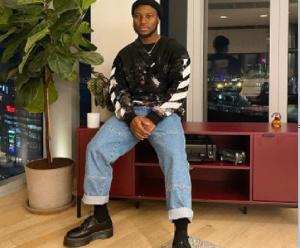 Ghanaian Highlife singer, King Promise