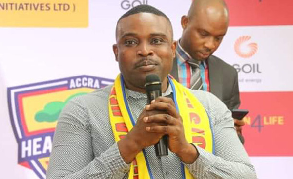 Hearts of Oak supporters chief backtracks, pleads for reinstatement to board