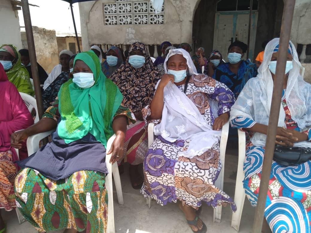 UNFPA sensitizes Sabon Zongo community on Sexual, Gender-Based Violence