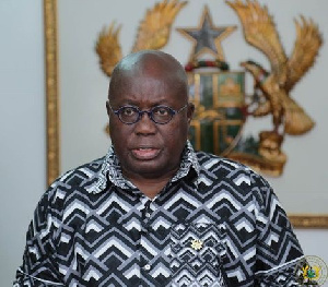 Nana Akufo-Addo is said to sacked the three chief executives in a letter dated August 6, 2020