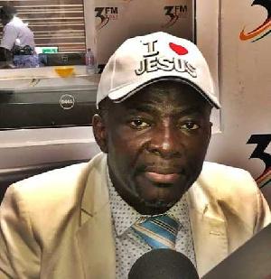 Evangelist Papa Shee
