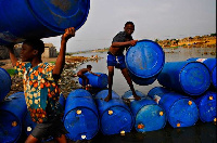 Ghana's security is at risk if a cartel of illegal fuel operators continues building wealth