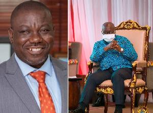 Isaac Adongo And Akufo Addo