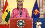 Taking coronavirus vaccine will not alter your DNA – Akufo-Addo