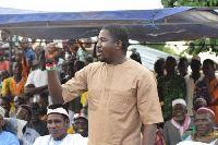 NDC National Youth Organiser, Sidii Abubakar Musah