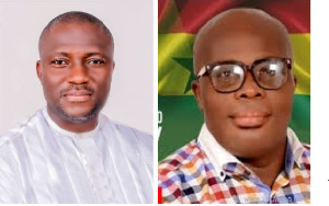 Mohammed Adjei Sowah and Nathaniel Nii Naate Atswele Agbo Nartey