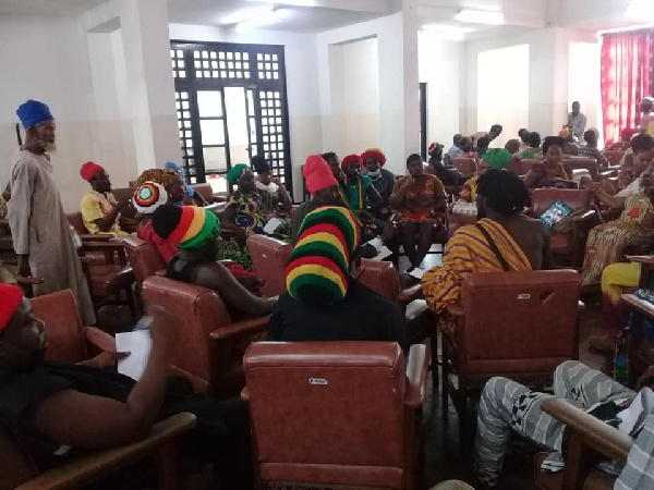 Rastafari Council of Ghana holds 6th National Conference