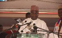 Vice President Alhaji Dr Mahamudu Bawumia