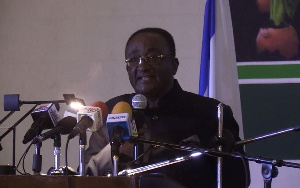 Afriyie Akoto Owusu, Minister of Food and Agriculture