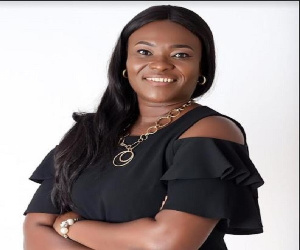 Dr. Mrs. Edith Dankwa, CEO of Business and Financial Times (B&FT)