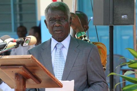 Brigadier General (rtd) Joseph Nunoo Mensah