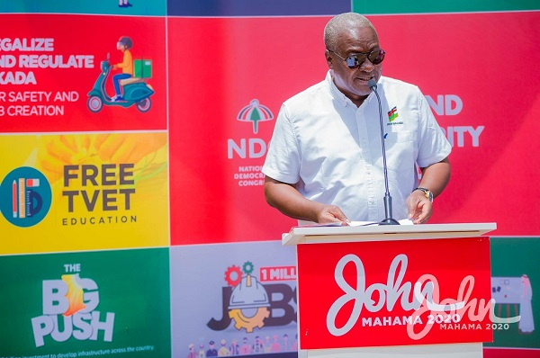 Mahama using petition to remain relevant till 2024 – NPP lawyer
