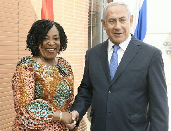 Israel, Ghana get to co-chair UN's Science, Technology & Innovation Forum