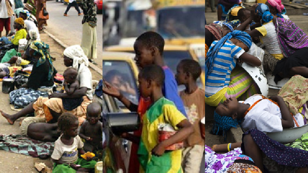 Streetism: Ghanaians love to have many children but are not responsible - Social Worker