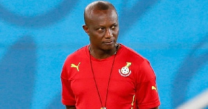Kwasi Appiah is unsure if he will remain Ghana coach beyond December